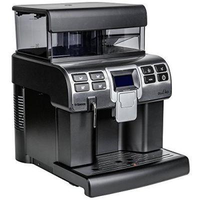Saeco 10004471 Aulika Cappuccino Kaffeevollautomat Schwarz