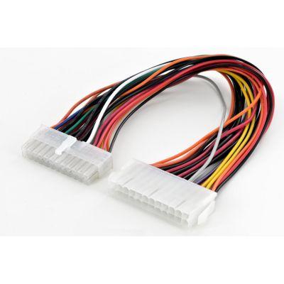 ASSMANN Assmann ATX Verlängerungskabel ATX 24-pin auf ATX 24-pin ST/BU 0,3m