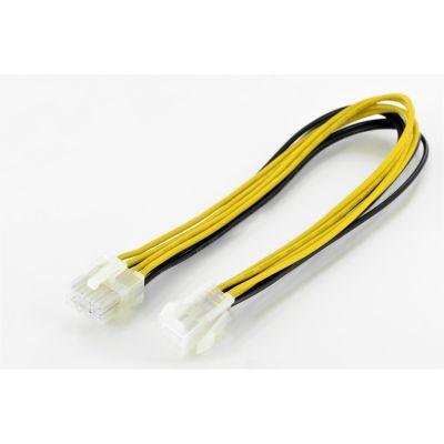 ASSMANN Assmann Stromkabel P4 Adapterkabel 8-pin Molex auf 4-pin P4 ST/BU 0,3m