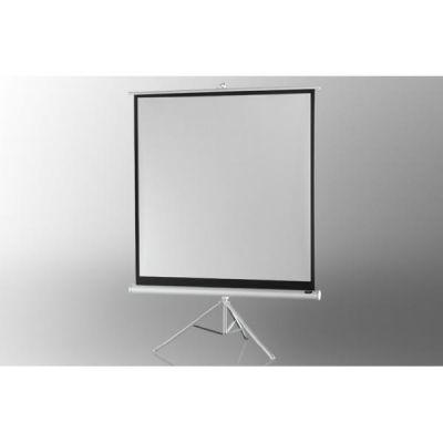 Celexon  Economy Line Stativ Leinwand White Edition 244x244cm 1:1