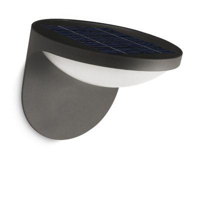 Philips LED-Solarleuchte Dusk
