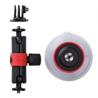 Joby  Suction Cup & Locking Arm mit GoPro Adapter