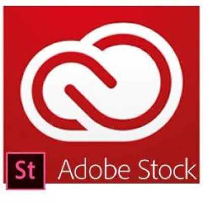 Adobe  VIP Creative Cloud for Teams inkl. Stock Lizenz (1-9)(12M)