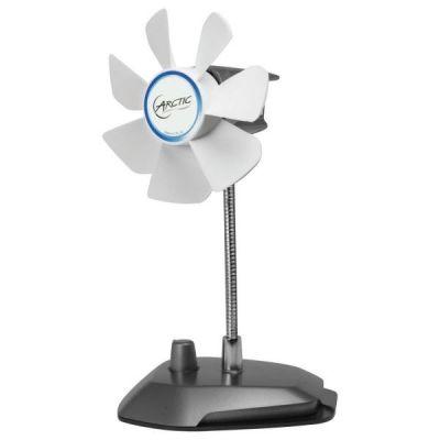 Arctic Cooling Arctic Breeze USB-Ventilator schwarz / weiß