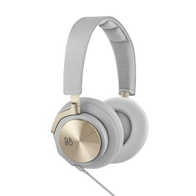 Bang Olufsen B&O PLAY BeoPlay H6 Over Ear Kopfhörer 2. Generation Champagne Grey