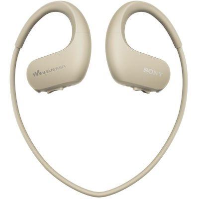 Sony NW-WS413 Sport-Walkman 4GB (kabellos, Staubdicht) ivory/elfenbein