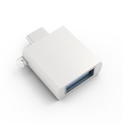 Satechi USB-C Adapter auf USB 3.0 Silber