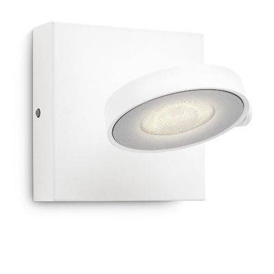Philips LED-Wandleuchte Clockwork