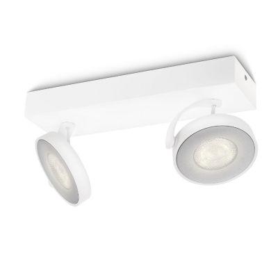 Philips LED-Deckenleuchte Clockwork