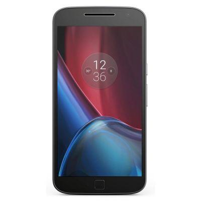 Moto G4 Plus schwarz Android™ 6.0 Smartphone
