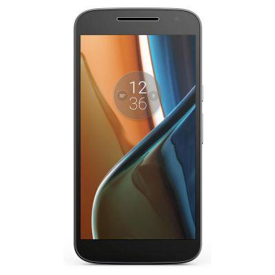 Moto G4 schwarz Android™ 6.0 Smartphone