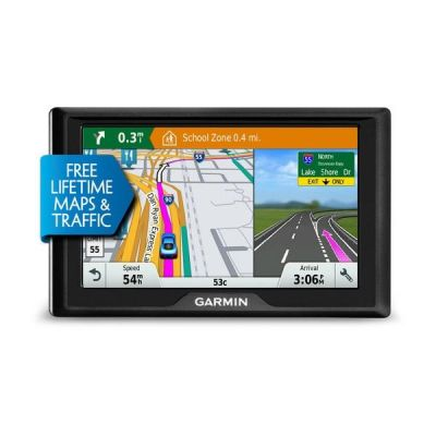 "Garmin Drive 50LMT CE Zentraleuropa inklusive TMC Navigationsgerät 12,7cm/5"""