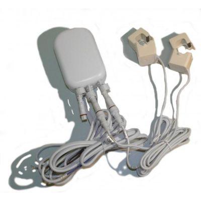 Aeon  Labs Strommesssensor Zangenamperemeter mit zwei Zangen (100A)