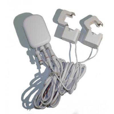 Aeon  Labs Strommesssensor Zangenamperemeter mit zwei Zangen (200A)