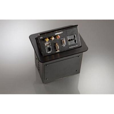 Celexon  Expert Tischanschlussfeld TA-200 schwarz