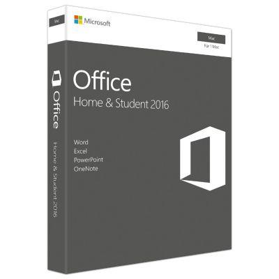 Microsoft Office 2016 Home  und  Student Mac PKC (P2) - Preisvergleich
