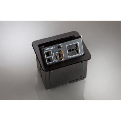 Celexon  Expert Tischanschlussfeld TA-100 schwarz