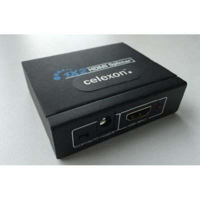 Celexon celexon Expert HDMI 1x2 Splitter inkl. EDID