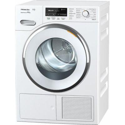 Miele  TMG 840 WP SFinish&Eco Wärmepumpentrockner A+++ 8kg SteamFinish Weiß