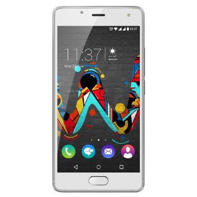 Wiko U Feel Dual-SIM creamy Android Smartphone