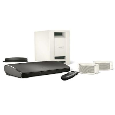 Lifestyle Soundtouch 235 IV 2.1 System + Bose SoundTouch 20 weiß
