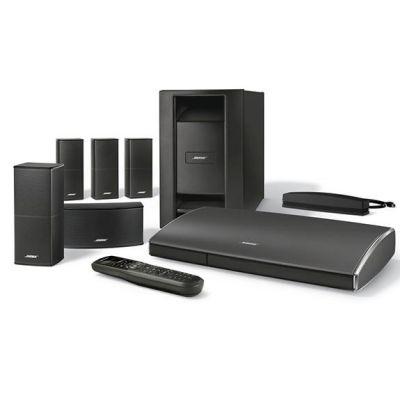 Lifestyle SoundTouch 525 IV 5.1 System + Bose SoundTouch 20 schwarz