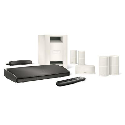 Lifestyle SoundTouch 535 IV 5.1 System + Bose SoundTouch 20 weiß