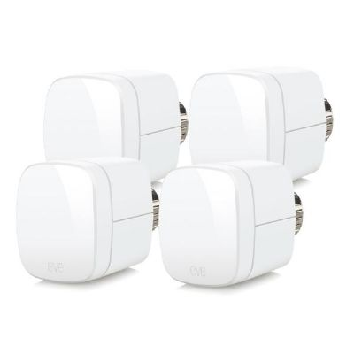 elgato Elgato Eve Thermo 4er Set Heizkörperthermostat für Apple HomeKit