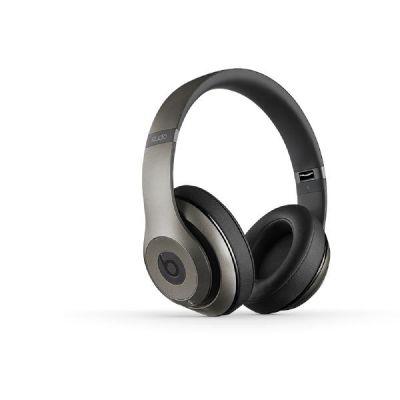 beats by dr dre Beats by Dr. Dre Studio Wireless (MHAK2ZM/B) titanium