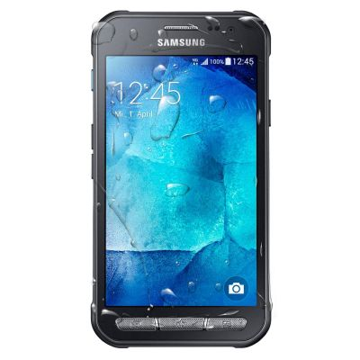 Samsung . GALAXY Xcover 3 Value Edition G389F dark-silver Android Smartphone