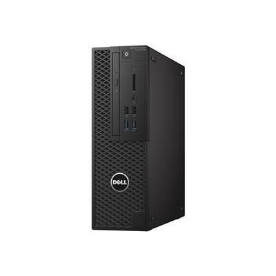 Dell Precision T3420 SSF Workstation Core i5-6500 HD530 Windows 7 Professional