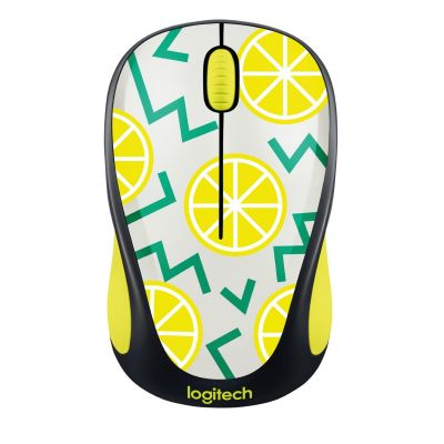 Logitech M238 Kabellose Mobile Maus Lemon 910-004713 - Preisvergleich