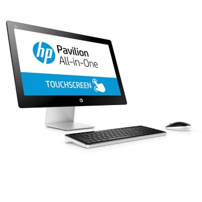 HP All-in-One 23-q252ng i5-6400T FHD Touch 8GB 1TB DVD±RW Windows 10