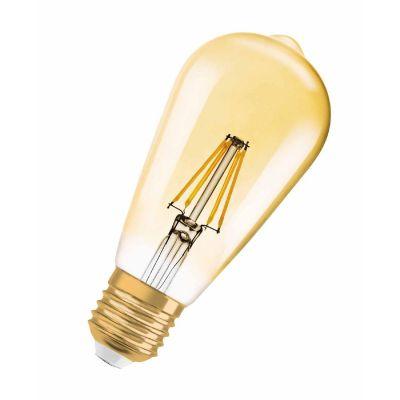 Osram E27 4W 824 LED-Rustikalampe Vintage Edition 1906