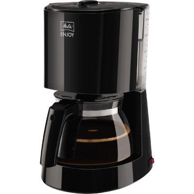 Melitta Enjoy Basis 1017-02 Kaffeemaschine schwarz - Preisvergleich