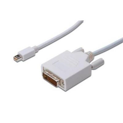 ASSMANN Assmann Kabel Mini Displayport > DVI 24pin Stecker 2m