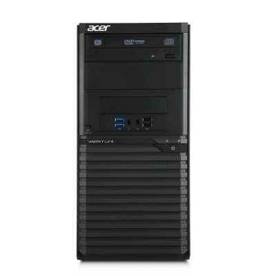 Acer Veriton M2632G Desktop PC i3-4160 8GB 256GB SSD Windwos 7/8.1 Pro