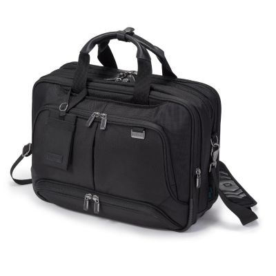 Dicota Top Traveller Twin Pro Notebooktasche 14-15.6, schwarz