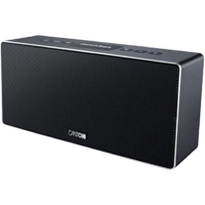 Canton  Musicbox S Bluetooth-Lautsprecher schwarz mit aptX und NFC