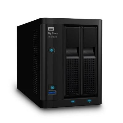 Western Digital 12TB My Cloud Pro PR2100, NAS