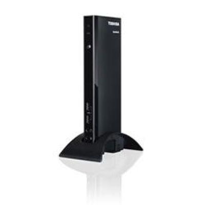 Toshiba Dynadock 4k schwarz USB3.0 Mini-Universal-Docking PA5217E-1PRP