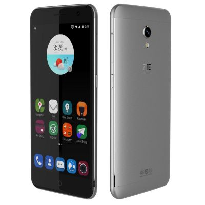 ZTE Blade V7 grey Dual-SIM Android M Smartphone