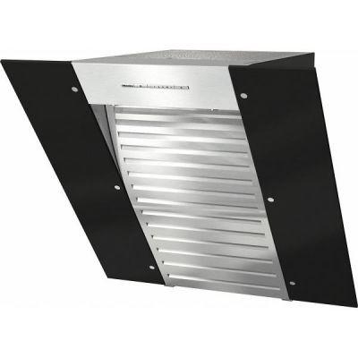 Miele  DA6066W Black Wing Wand-Dunstabzugshaube B 60cm Edelstahl/Schwarz