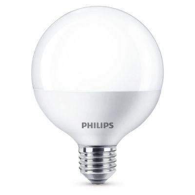 Philips E27 16,5W 827 LED-Globelampe matt