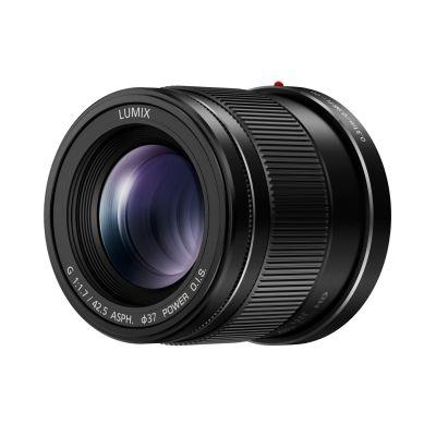 Panasonic Lumix G 42,5mm f/1.7 Festbrennweite Objektiv (H-HS043) - Preisvergleich
