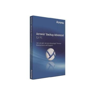 Acronis Backup Advanced 11.5 für PC inkl. 1Y AAP – EN