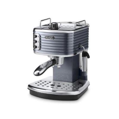 DeLonghi ECZ 351.GY Scultura Espressomaschine/Siebträger Stahl-Grau