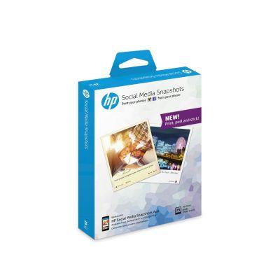 HP W2G60A Social Media Snapshots selbstklebendes Fotopapier 25 Blatt, 10 x 13 cm - Preisvergleich