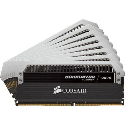 Corsair 128GB (8x16GB)  Dominator Platinum DDR4-3000 CL16 (16-18-18-36) DIMM-Kit