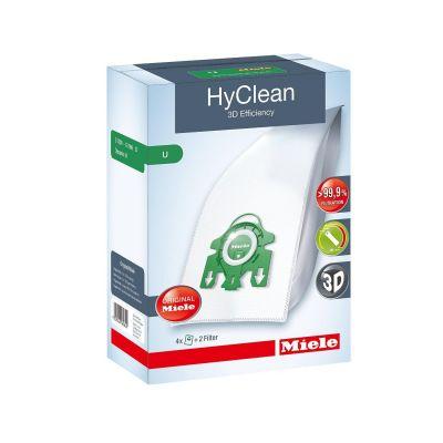 HyClean 3D Efficiency U Staubbeutel (4er Pack)